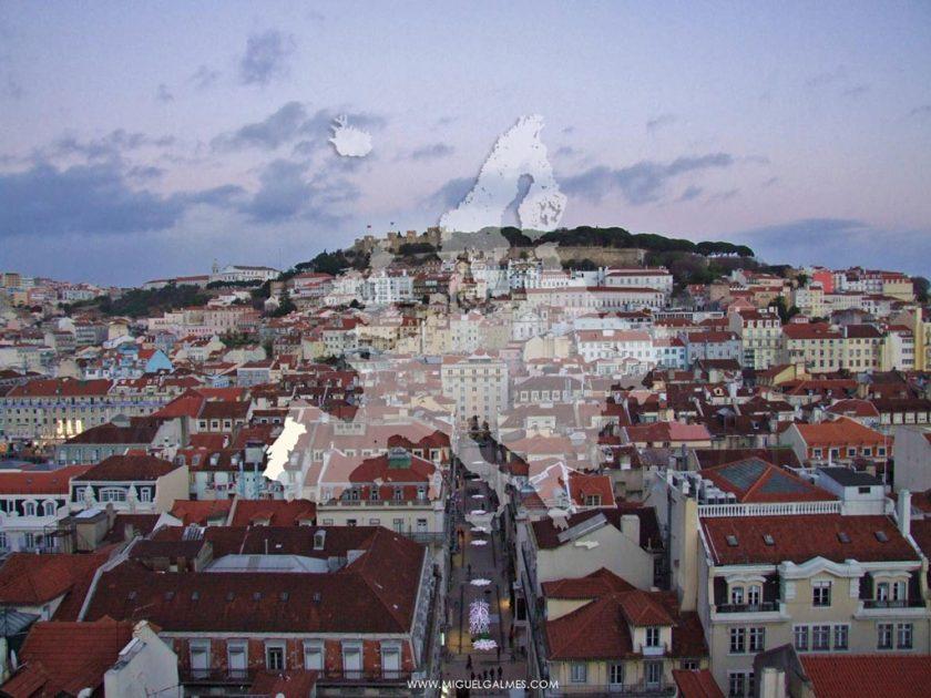 Lisboa, la ciudad de las siete colinas.