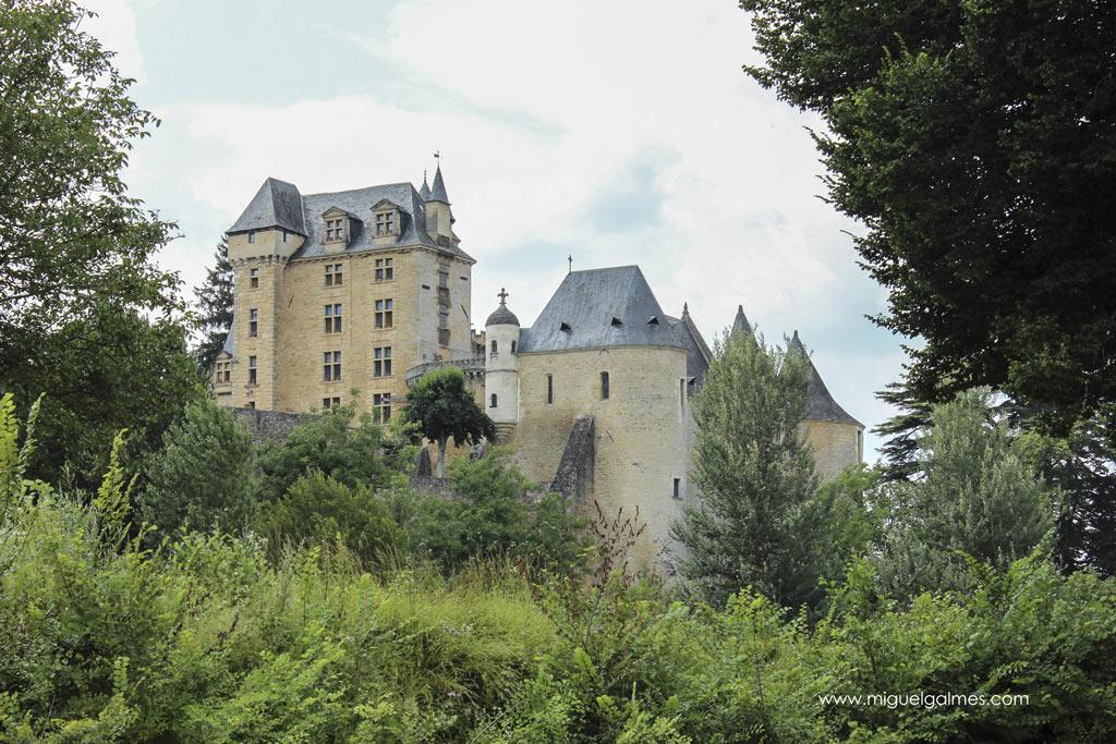 región del Périgord Negro. Dordoña, Francia