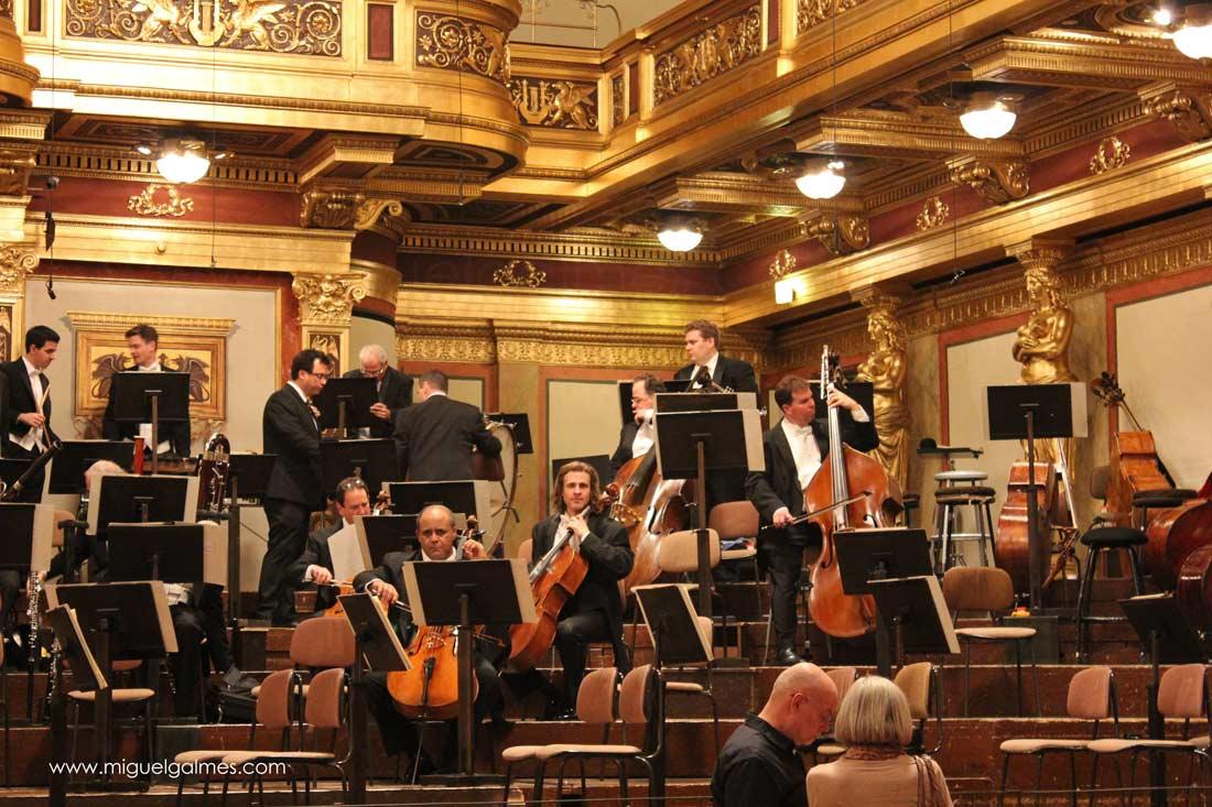 Musikverein - Viena