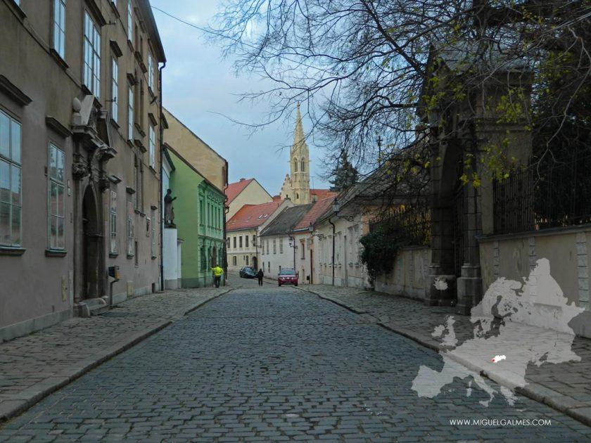 Bratislava, la encrucijada de Europa.