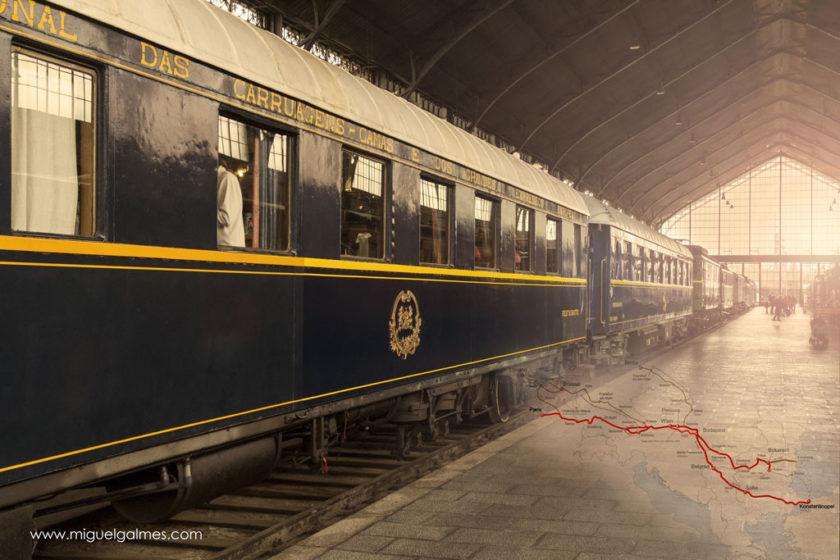 Tras los pasos del Orient Express
