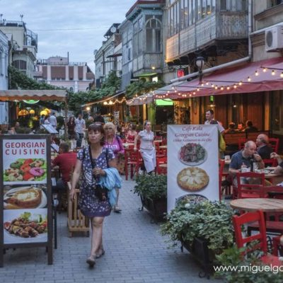 Georgia travel photography series