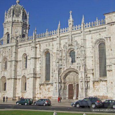 Monasterio de los Jerónimos, Lisboa