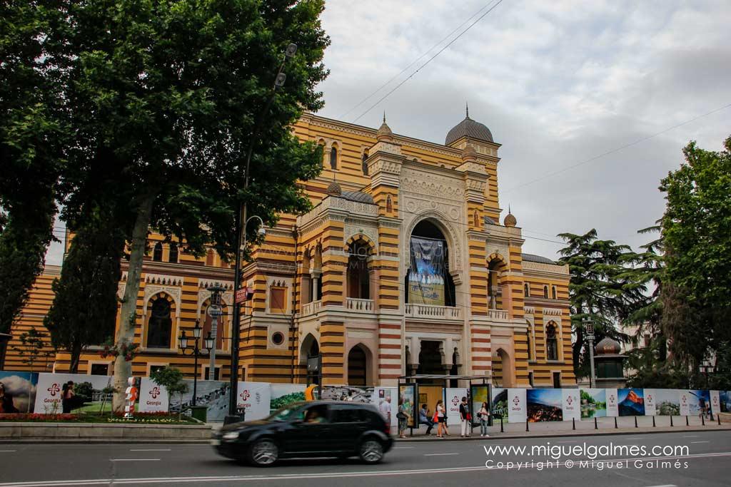 Edificio de la Ópera