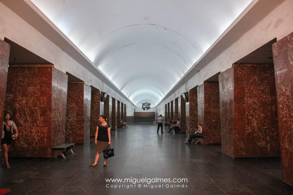estación de metro de Tbilisi