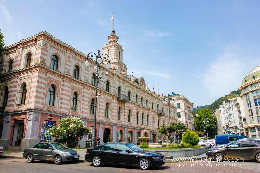 Ayuntamiento de Tbilisi