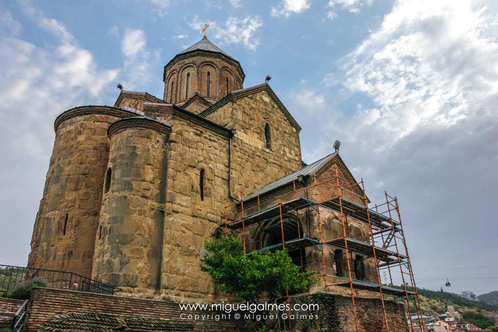 Iglesia de Metekhi