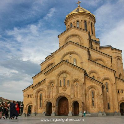 Tbilisi, the great metropolis of the Caucasus