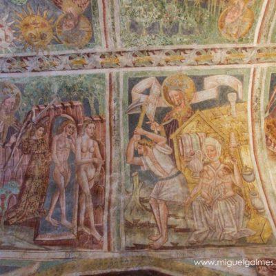The dance of the death of Hrastovlje, Slovenia - www.miguelgalmes.com