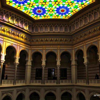 Vijećnica (Sarajevo City Hall). Sarajevo travel photos