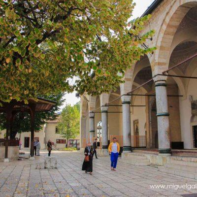 Gazi Husrev Bey's Mosque, Sarajevo travel photos