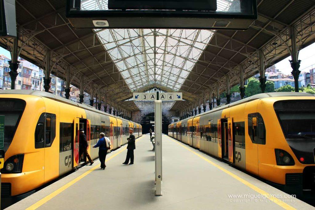 estación de São Bento