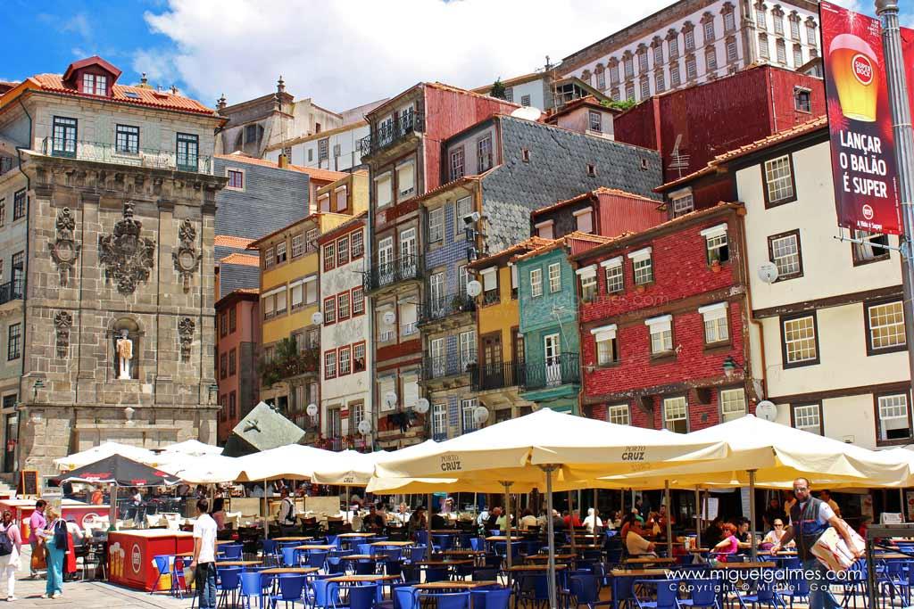 Plaza de Ribeira