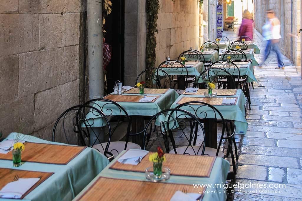 Restaurante, Dubrovnik