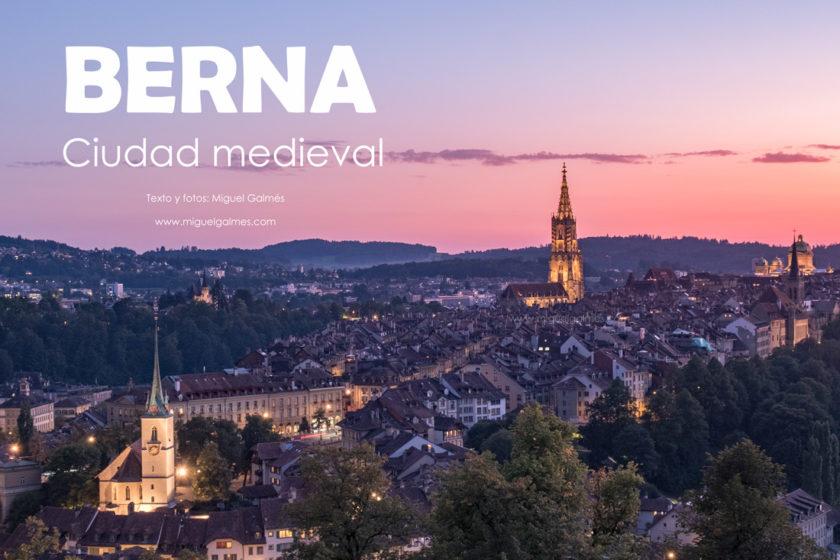 Berna, ciudad medieval.
