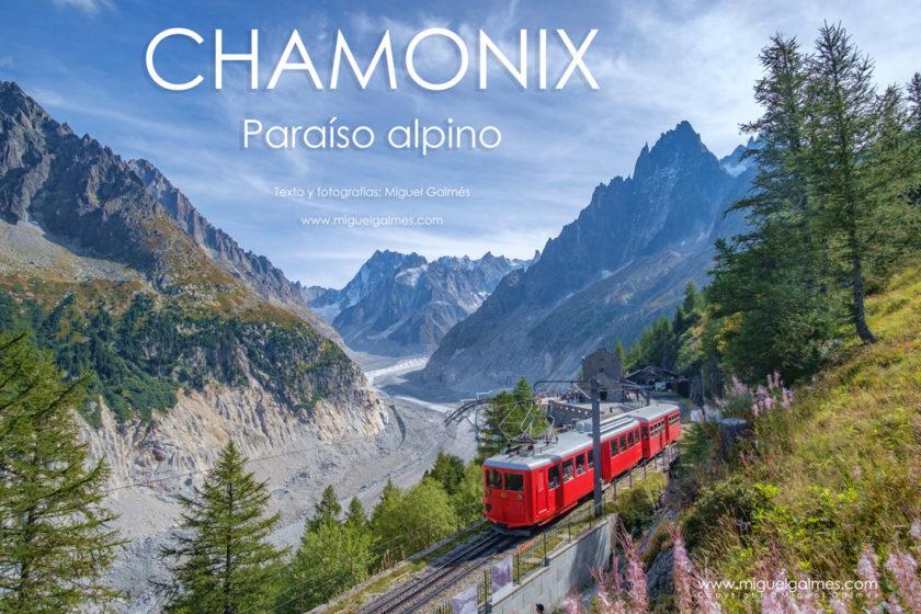 Chamonix, paraíso alpino.
